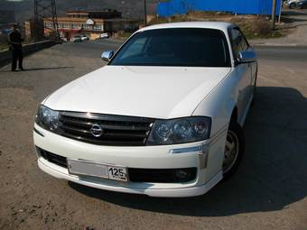 2002 Nissan Cedric Pictures