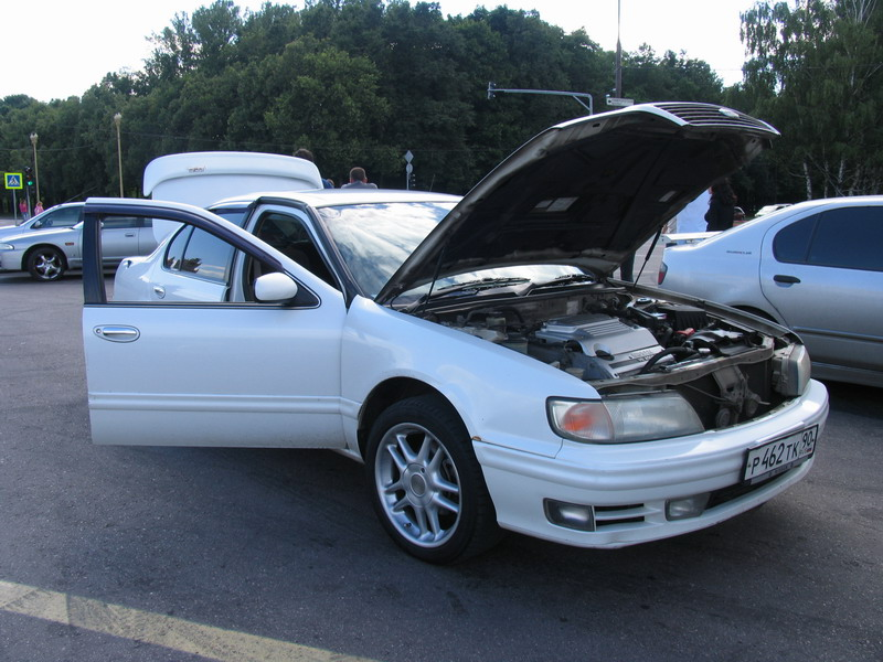 1996 Nissan Cefiro Pictures For Sale