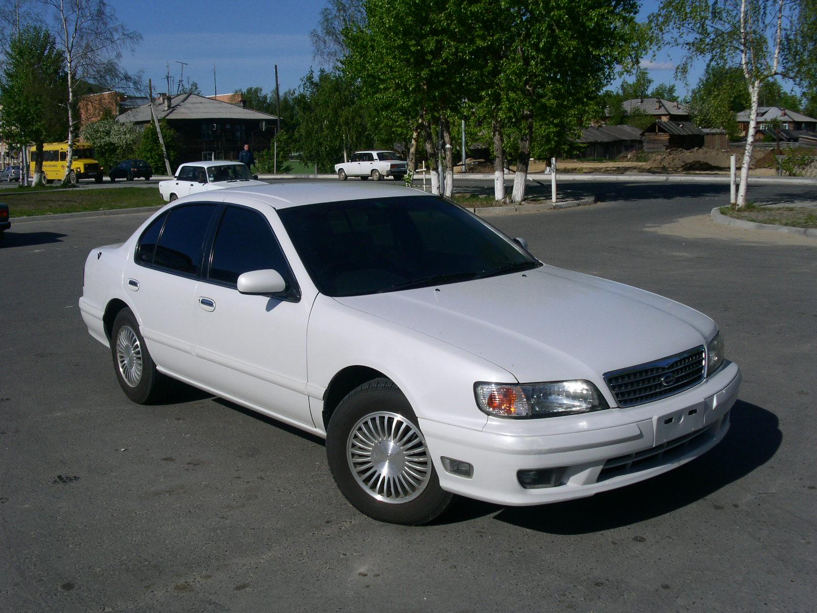 1997 Nissan Cefiro