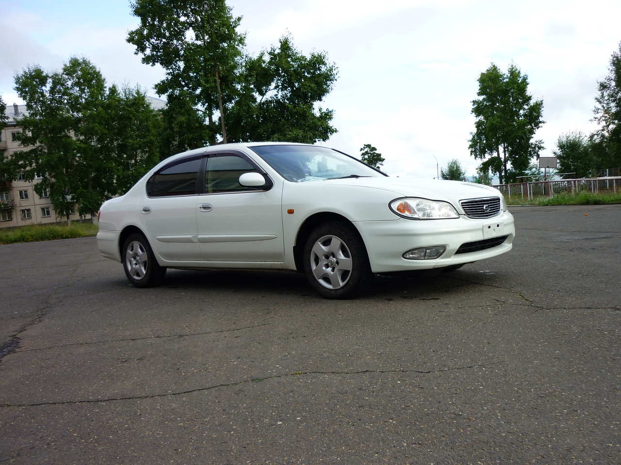 1999 Nissan Cefiro For Sale 2 0 Gasoline Ff Automatic