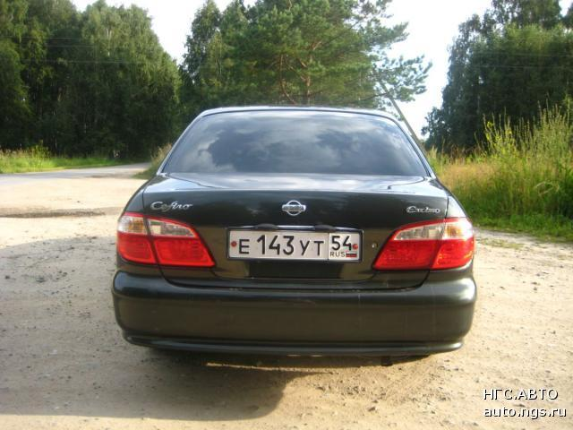 1999 Nissan Cefiro Pictures 2 0l Gasoline Ff