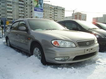 2000 Nissan Cefiro Photos