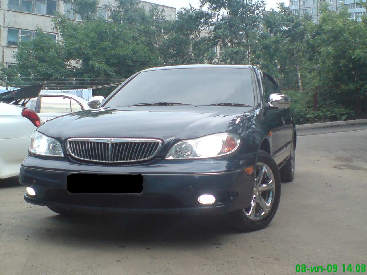 2001 Nissan Cefiro Pictures 2 0l Gasoline Ff