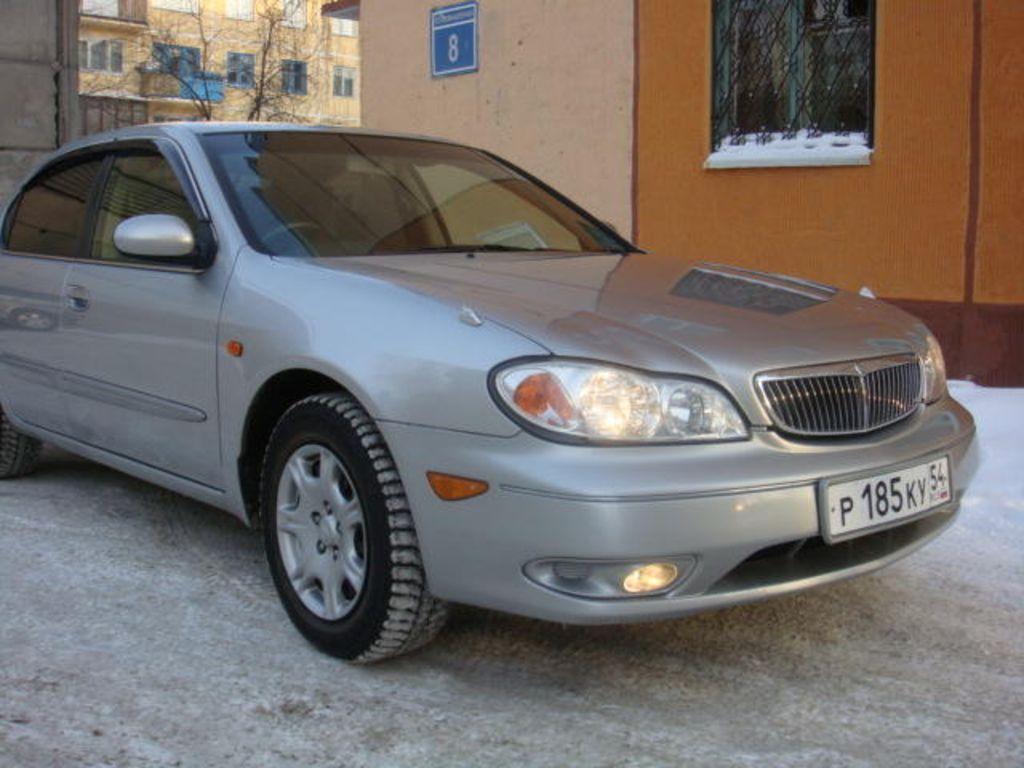 2002 Nissan Cefiro Photos