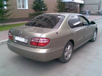 2002 Nissan Cefiro Pics 2 0 Gasoline Ff Automatic For Sale