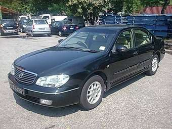 2003 Nissan Cefiro Pictures