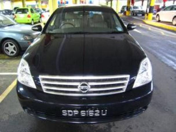 2005 Nissan Cefiro Pictures 2 0l Gasoline Ff