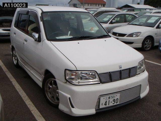 2002 Nissan Cube EX 4WD related infomation,specifications ...  |2002 Nissan Cube