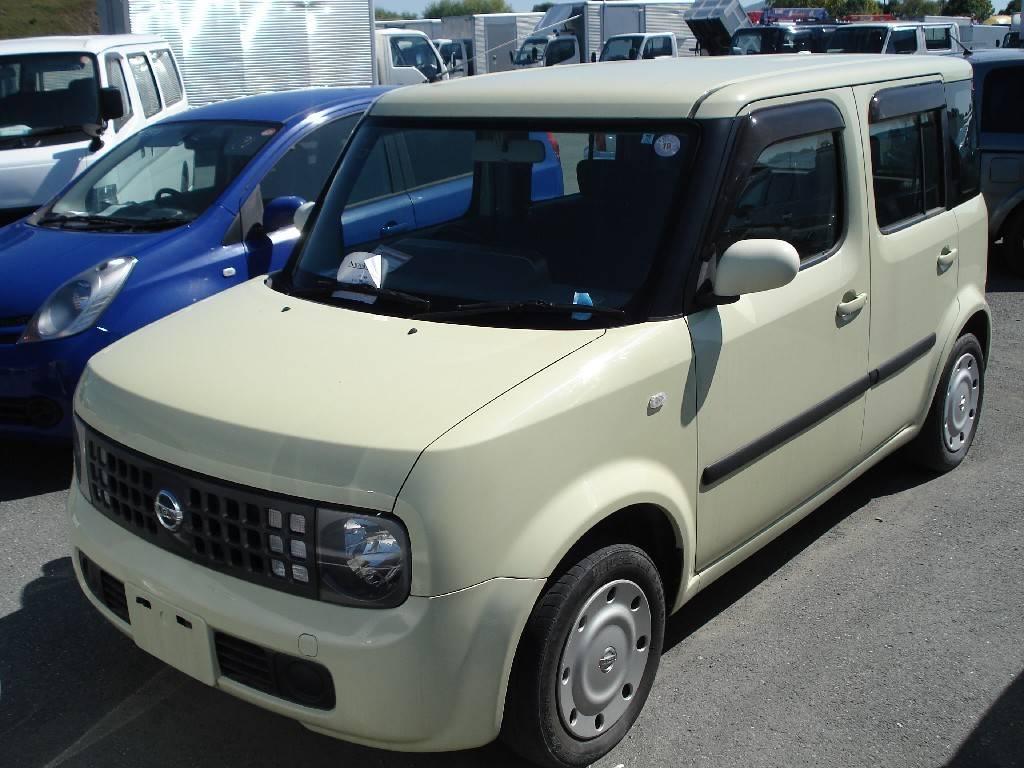 For Sale 2002 Nissan Cube SX (Jap Import) | Classic Cars HQ.  |2002 Nissan Cube