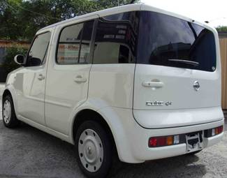 used 2004 nissan cube photos 1 4 gasoline ff automatic for sale. Black Bedroom Furniture Sets. Home Design Ideas