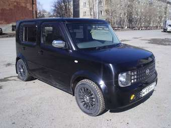 Featured 2002 Nissan Cube at J-Spec Imports  |2002 Nissan Cube
