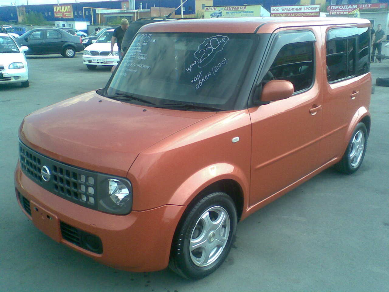 used 2003 nissan cube cubic photos 1400cc gasoline ff automatic for sale. Black Bedroom Furniture Sets. Home Design Ideas