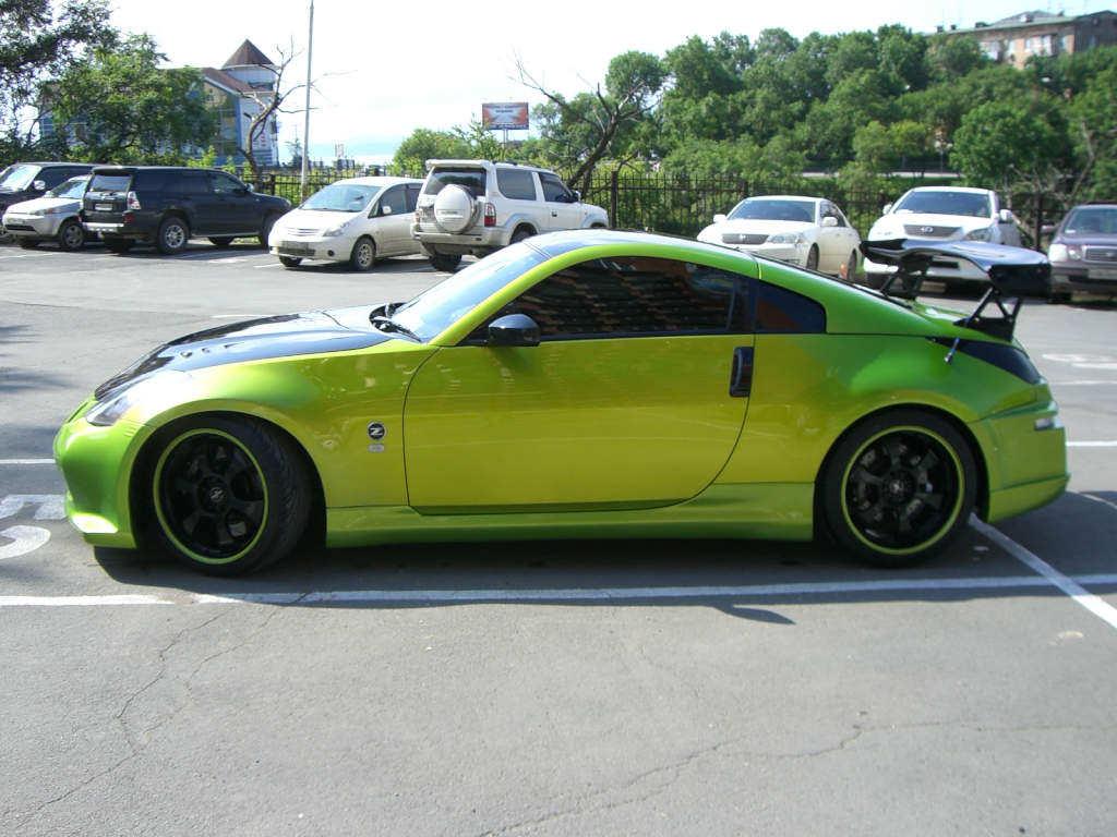 2003 Nissan Fairlady Z Pics 3 5 Gasoline Fr Or Rr