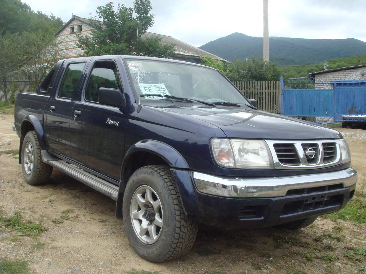 used 2002 nissan frontier photos 3200cc diesel. Black Bedroom Furniture Sets. Home Design Ideas