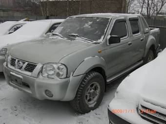 2003 Nissan Frontier Photos