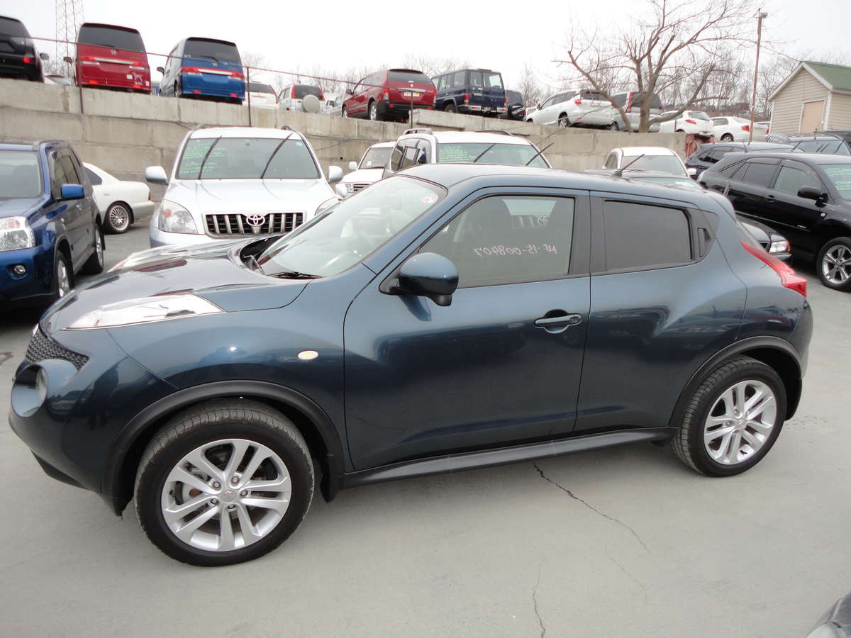 2011 nissan juke for sale 1600cc gasoline automatic for Nissan juke automatik
