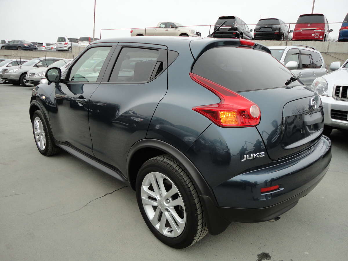 2011 nissan juke for sale 1 6 gasoline automatic for sale. Black Bedroom Furniture Sets. Home Design Ideas