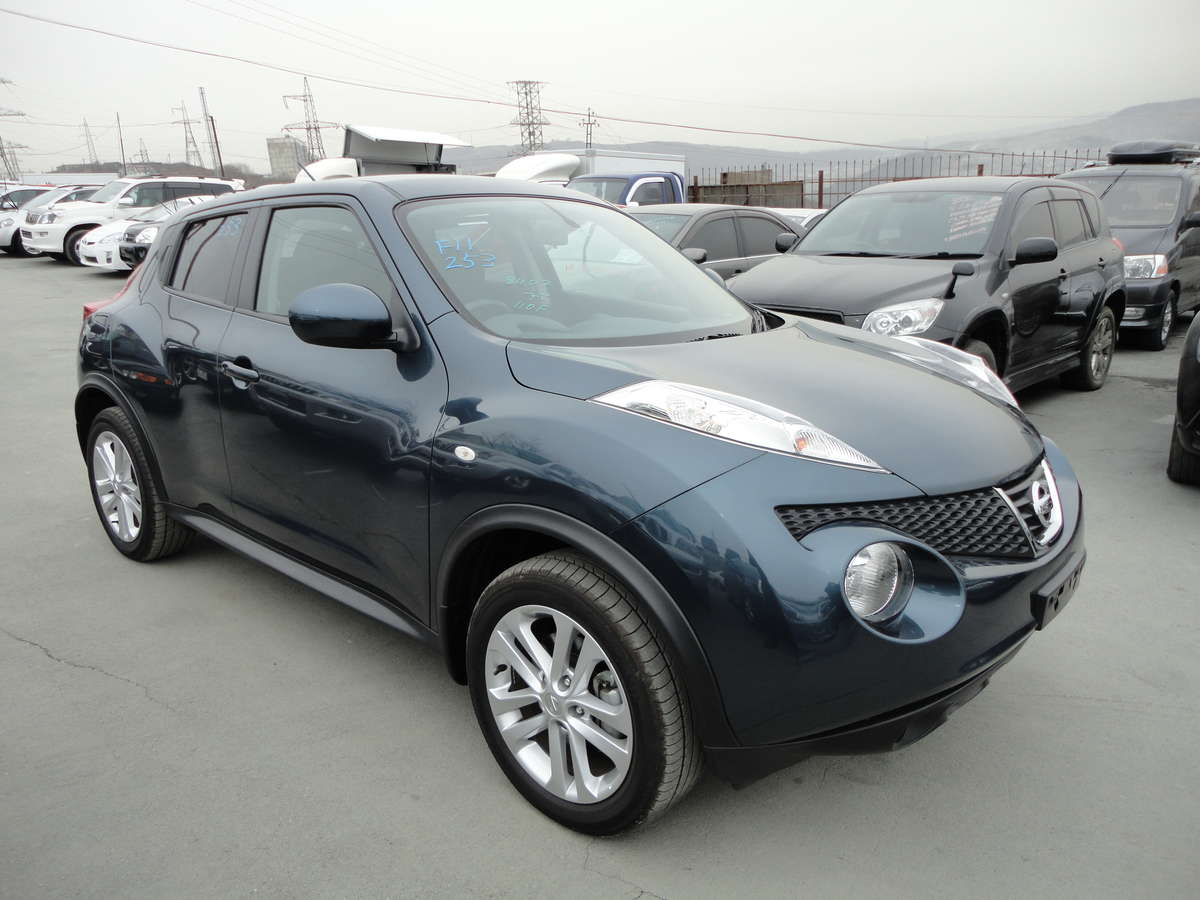 used 2011 nissan juke photos 1600cc gasoline automatic for sale. Black Bedroom Furniture Sets. Home Design Ideas
