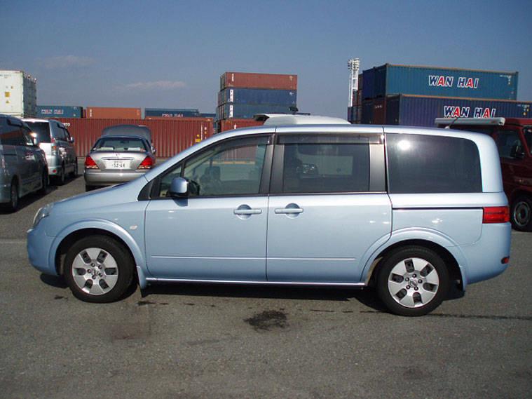 2005 Nissan Lafesta Images 2000cc Gasoline Cvt For Sale