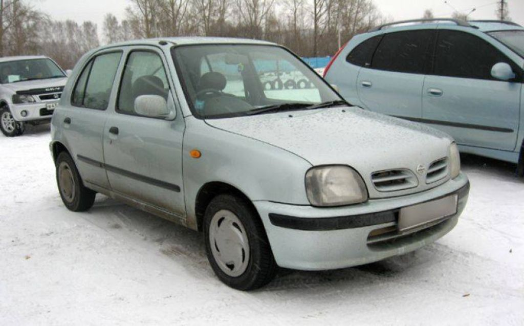 1998 nissan march pictures for sale