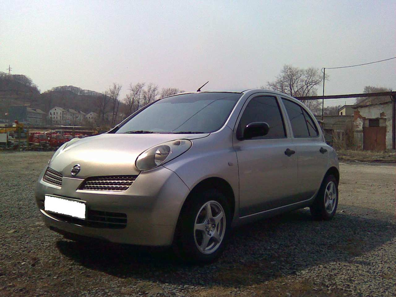 used 2002 nissan march photos 1000cc gasoline ff automatic for sale. Black Bedroom Furniture Sets. Home Design Ideas