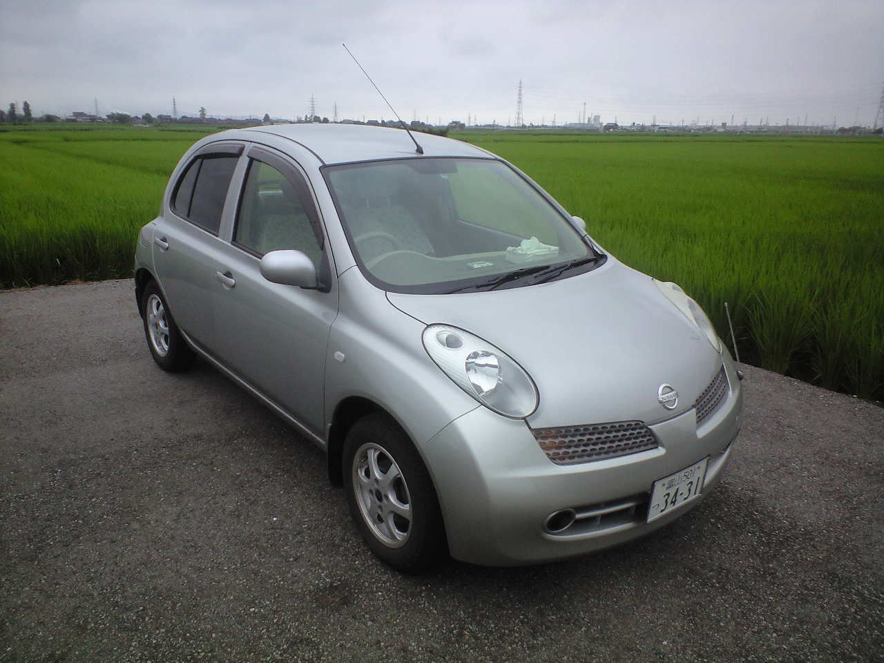 used 2005 nissan march photos 1300cc gasoline ff. Black Bedroom Furniture Sets. Home Design Ideas