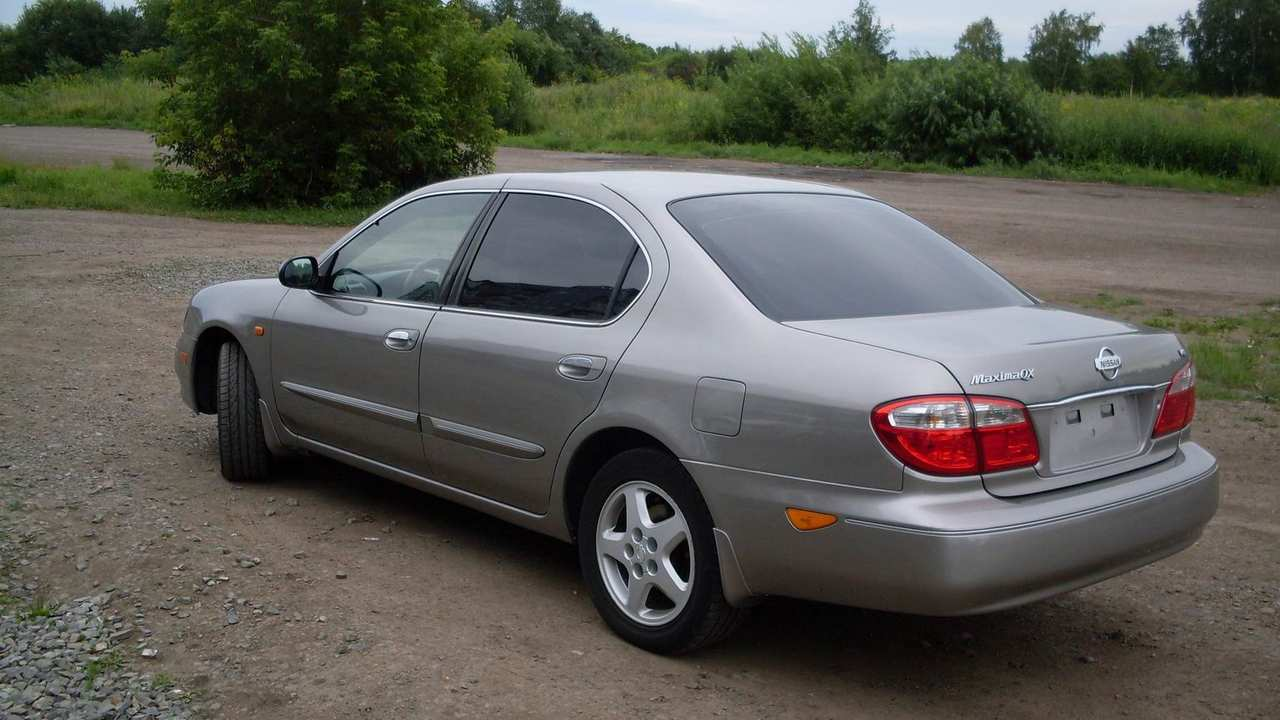 2000 Nissan Maxima Photos 2 0 Gasoline Ff Manual For Sale