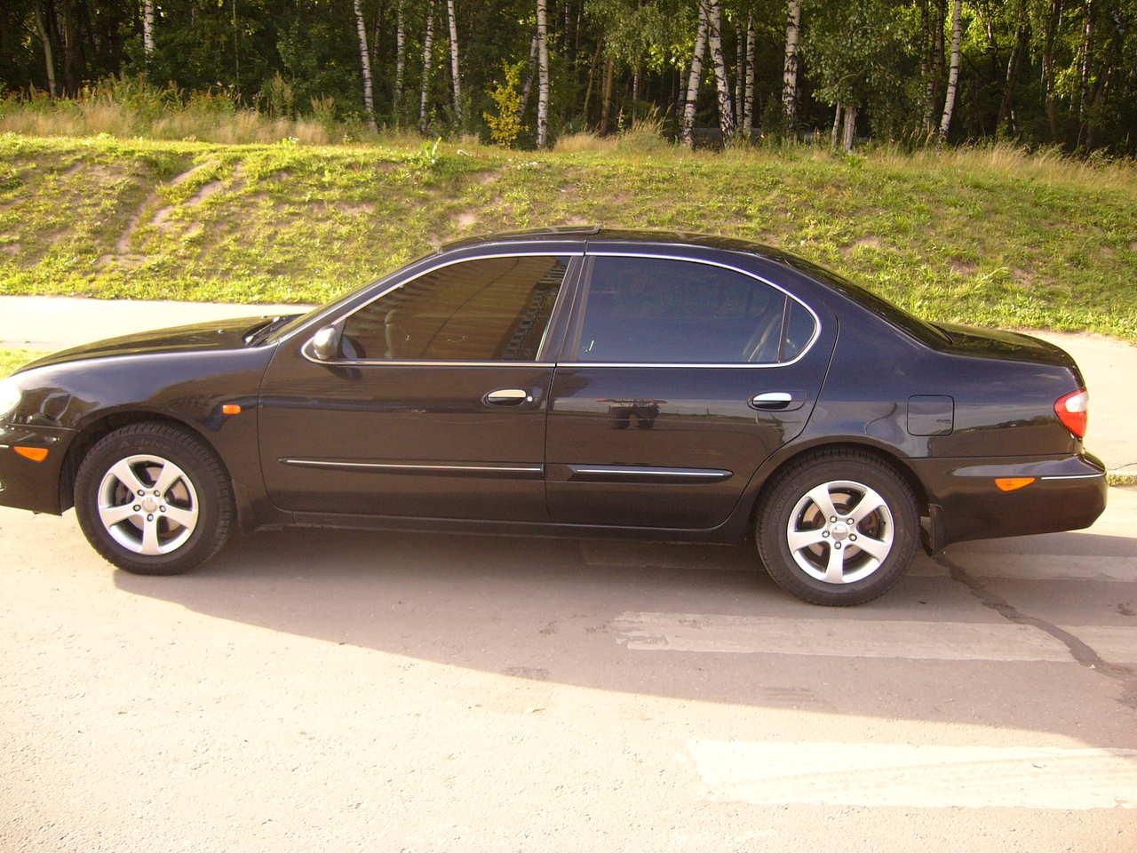 2003 Nissan Maxima Photos 2 0 Gasoline Ff Automatic