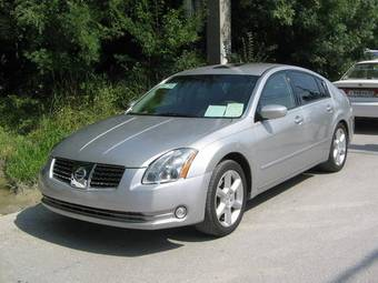 2005 nissan maxima photos gasoline automatic for sale. Black Bedroom Furniture Sets. Home Design Ideas