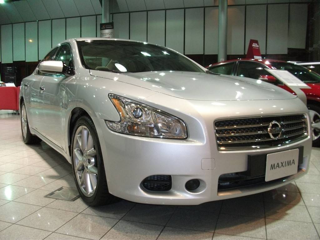 used 2012 nissan maxima photos 3500cc gasoline automatic for sale. Black Bedroom Furniture Sets. Home Design Ideas