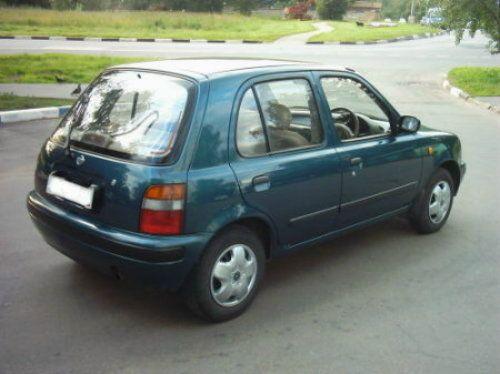 1995 nissan micra