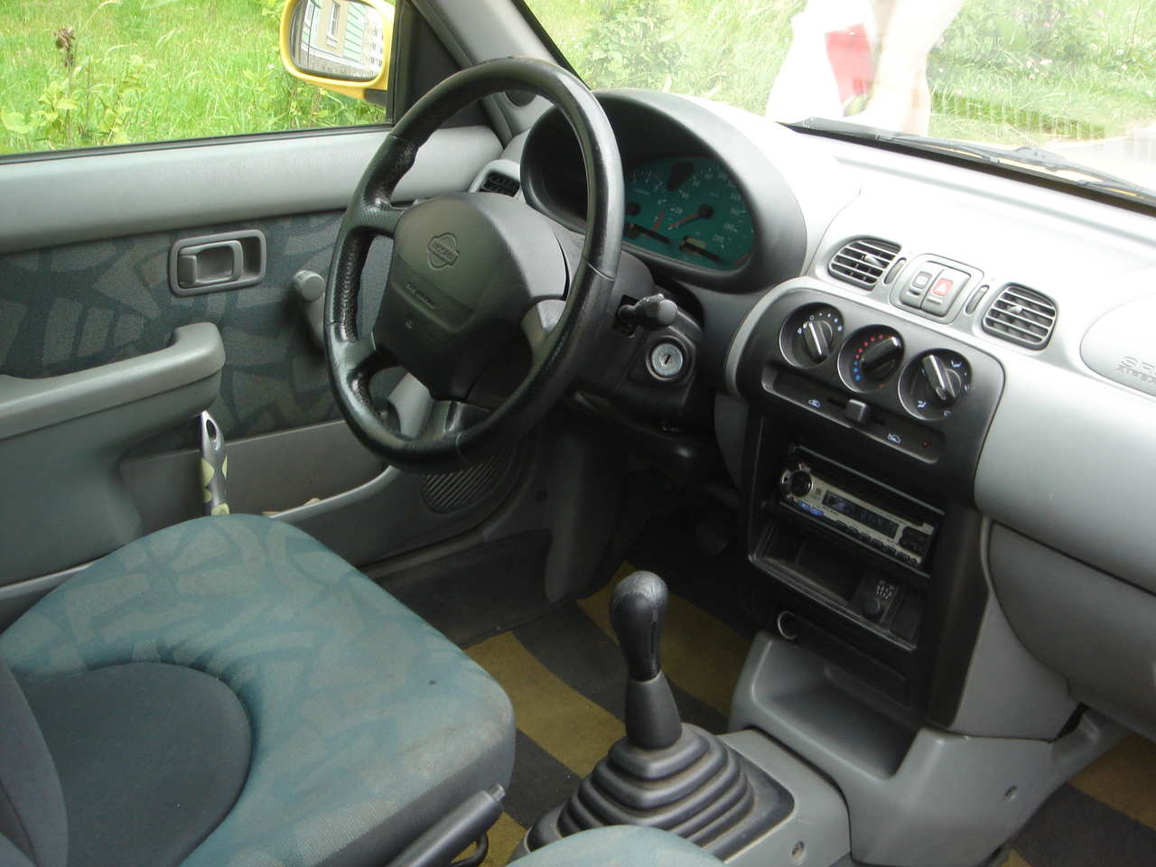 2000 nissan micra photos 1 0 gasoline ff manual for sale rh cars directory net 2001 Nissan Micra 2008 Nissan Micra