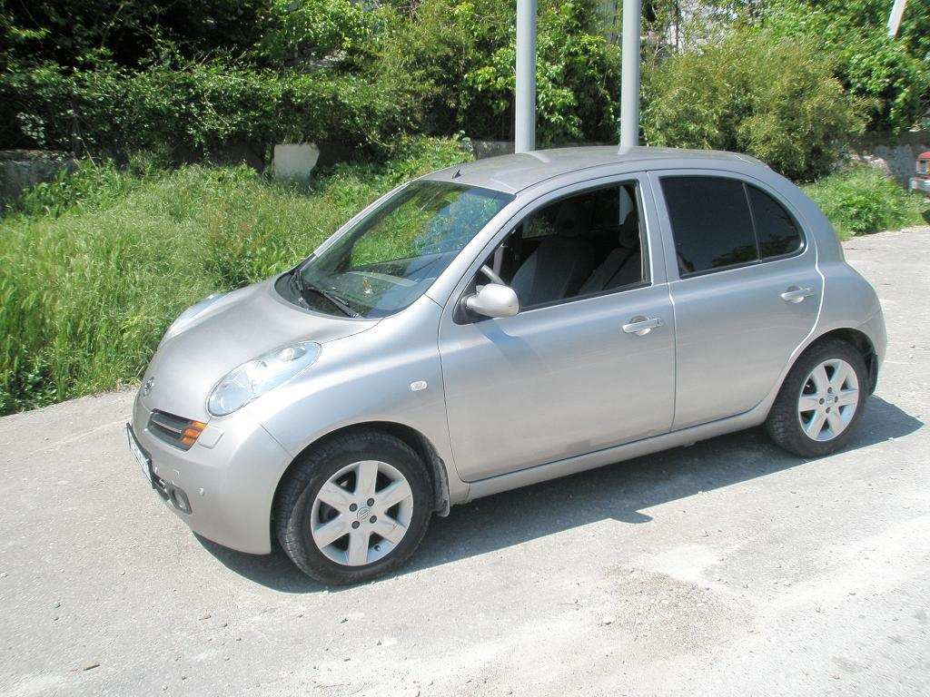2003 nissan micra pictures gasoline ff automatic for sale. Black Bedroom Furniture Sets. Home Design Ideas