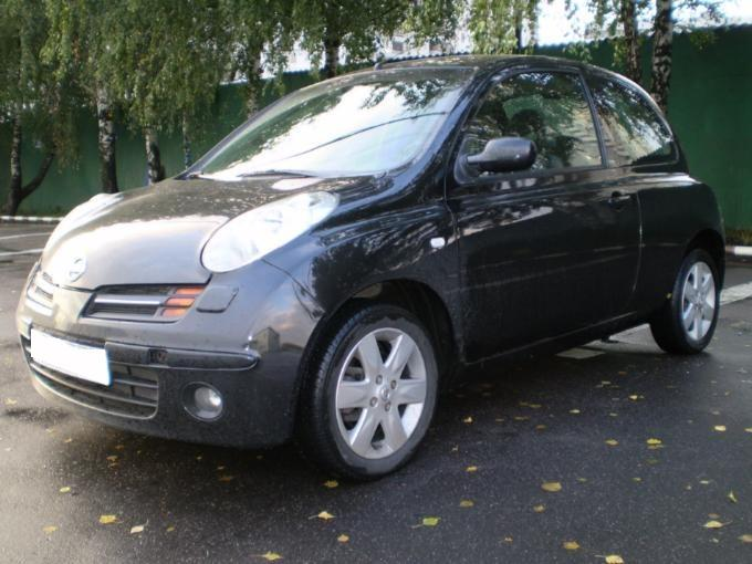 2004 nissan micra pictures 1400cc gasoline ff automatic for sale. Black Bedroom Furniture Sets. Home Design Ideas