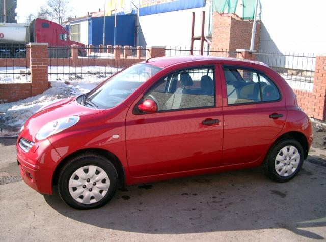 used 2008 nissan micra photos 1240cc gasoline ff automatic for sale. Black Bedroom Furniture Sets. Home Design Ideas