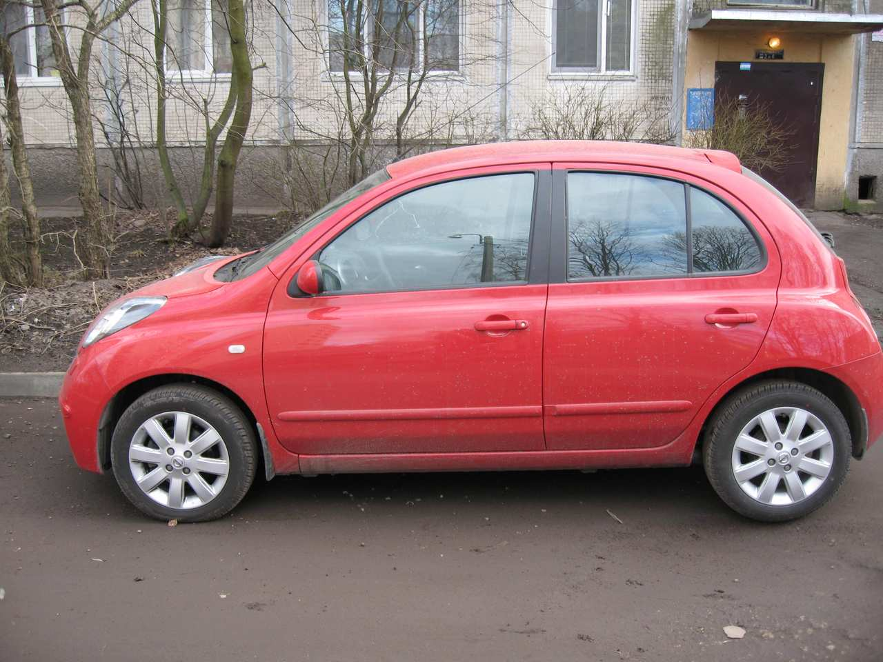 2008 nissan micra pictures gasoline ff automatic for sale. Black Bedroom Furniture Sets. Home Design Ideas