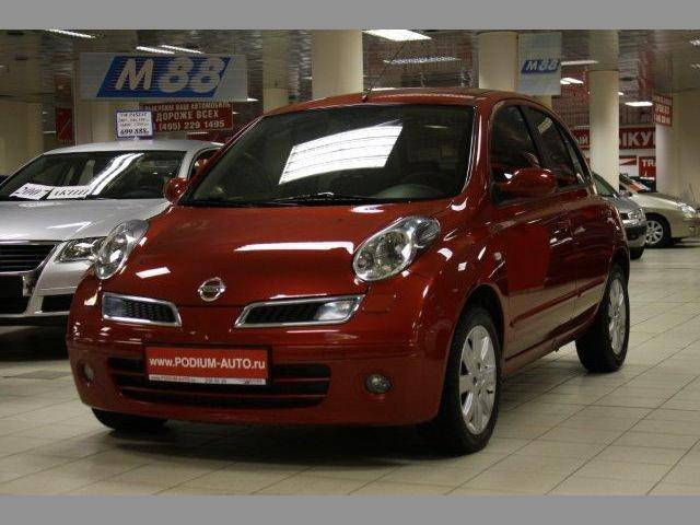 2008 nissan micra wallpapers gasoline ff automatic for sale. Black Bedroom Furniture Sets. Home Design Ideas