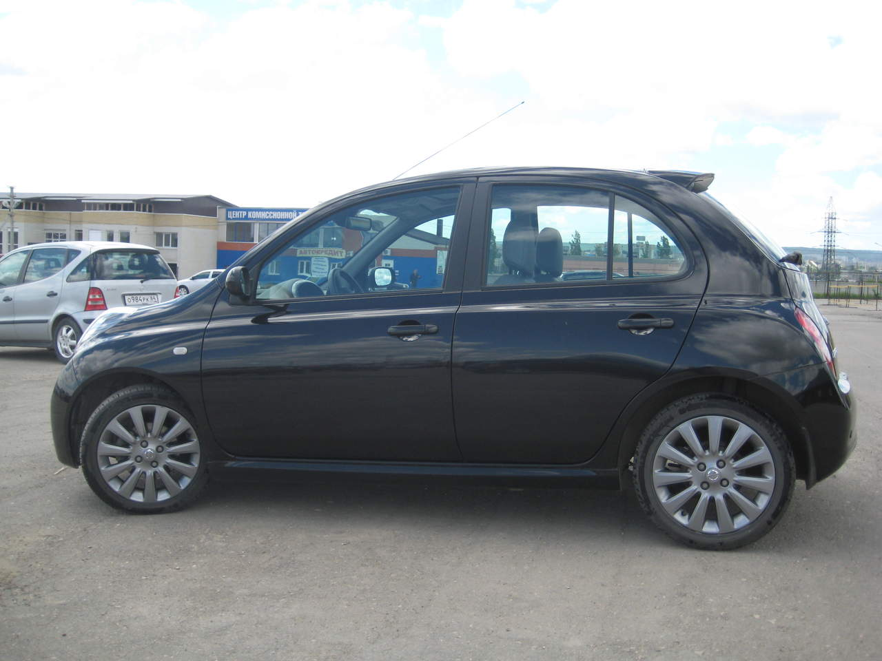 2008 nissan micra for sale 1398cc gasoline ff automatic for sale. Black Bedroom Furniture Sets. Home Design Ideas