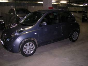 2008 Nissan Micra Photos