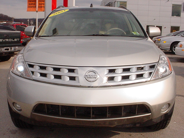 2002 Nissan Murano For Sale