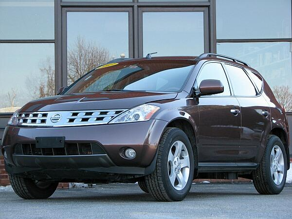2002 Nissan Murano Images 3500cc Gasoline Automatic