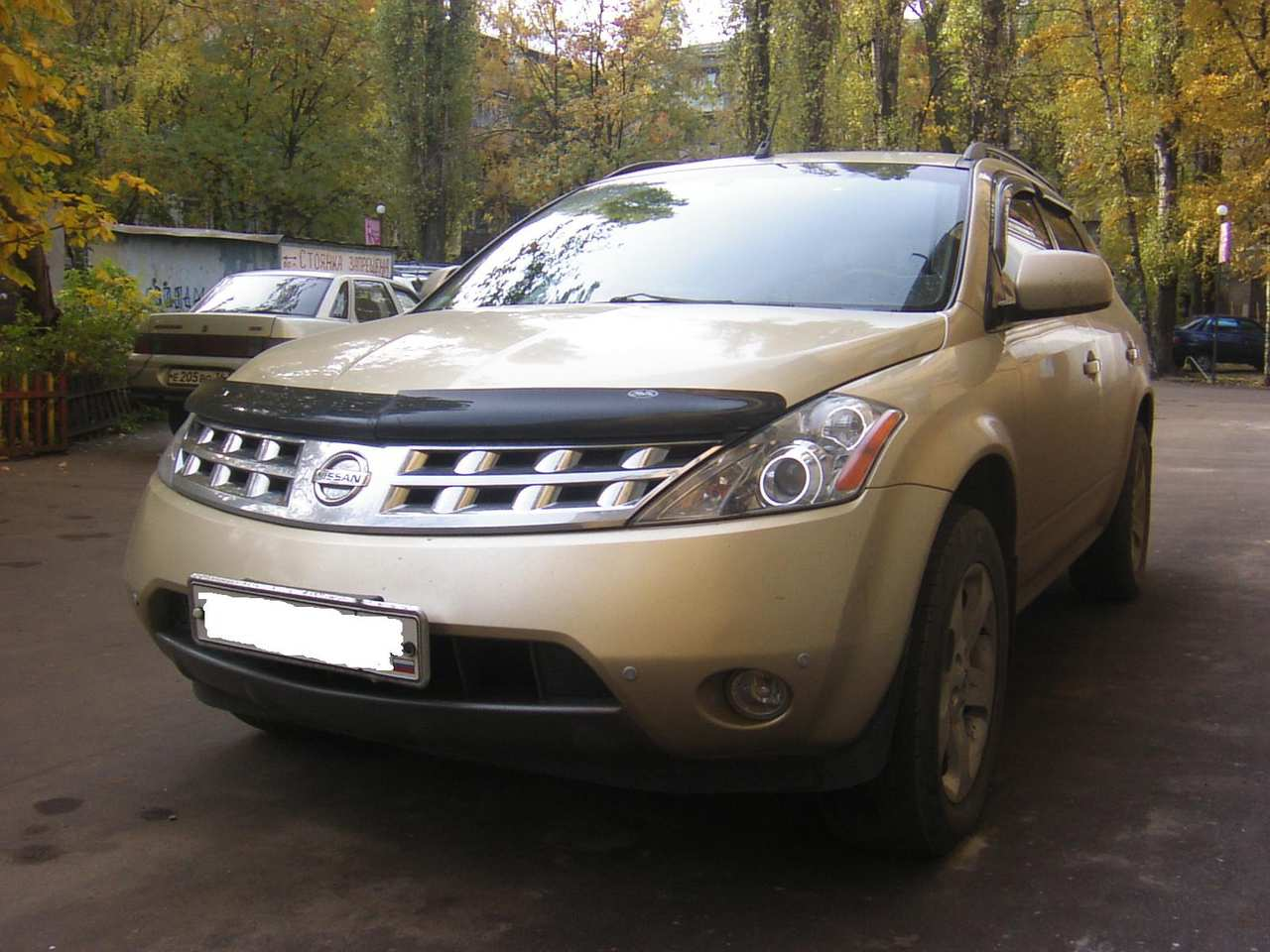 Nissan Cvt Transmission Problems >> Used 2002 Nissan Murano Photos, 3500cc., Gasoline, CVT For ...