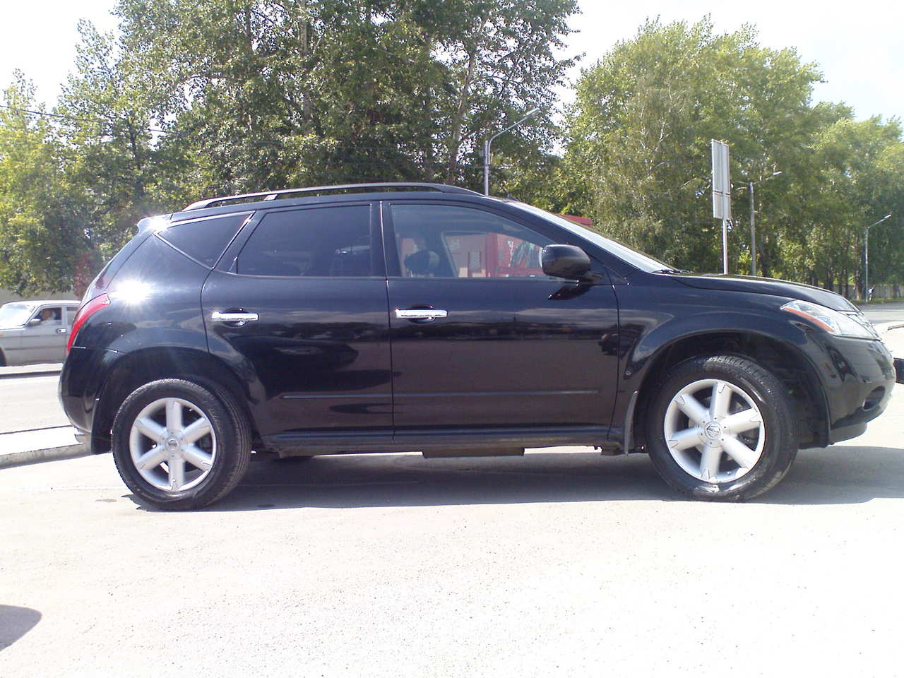 used 2002 nissan murano photos 3500cc gasoline cvt for sale. Black Bedroom Furniture Sets. Home Design Ideas