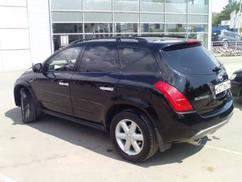 2002 nissan murano photos 3 5 gasoline cvt for sale. Black Bedroom Furniture Sets. Home Design Ideas