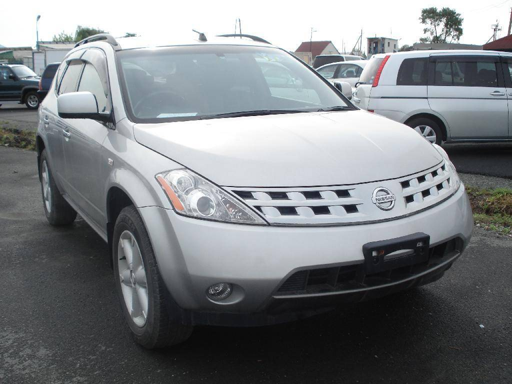 2004 nissan murano wallpapers gasoline automatic for sale. Black Bedroom Furniture Sets. Home Design Ideas