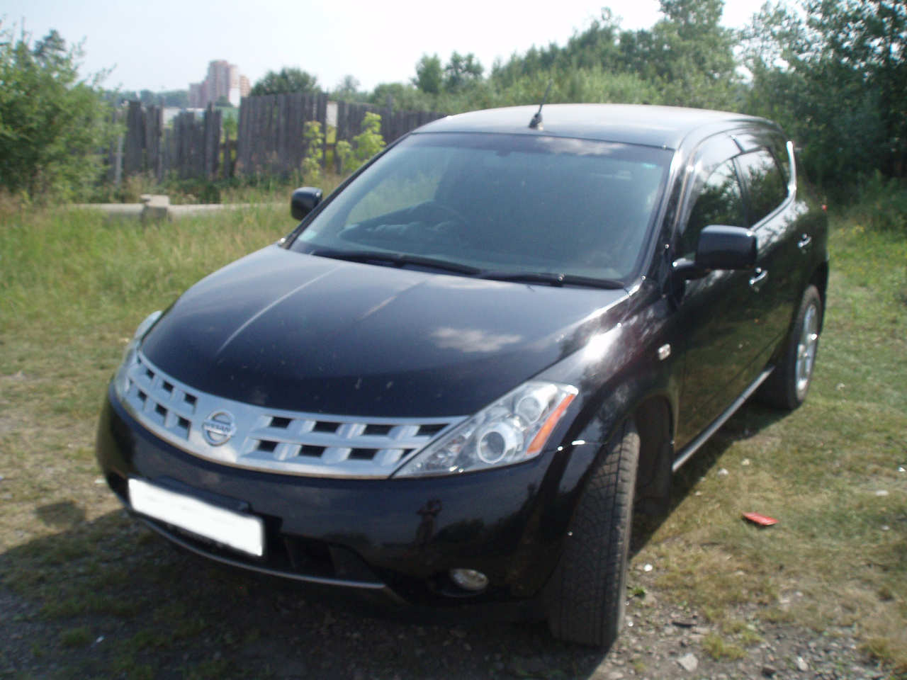 2004 nissan murano pictures gasoline ff automatic for sale. Black Bedroom Furniture Sets. Home Design Ideas