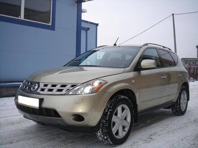 2006 nissan murano pictures gasoline automatic. Black Bedroom Furniture Sets. Home Design Ideas