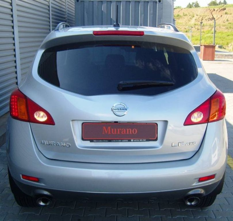 2008 Nissan Murano Pictures