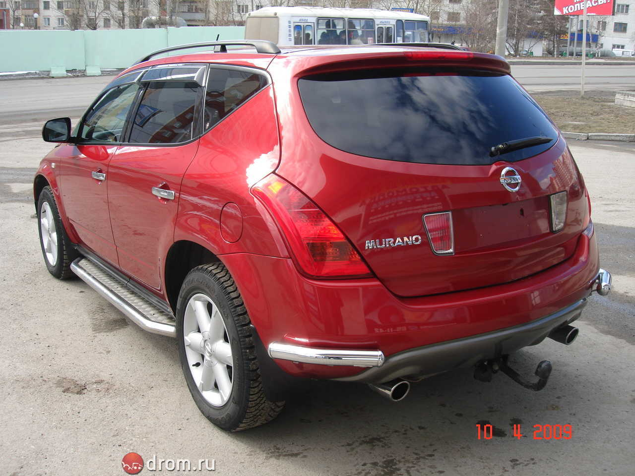 2008 nissan murano pictures 3 5l gasoline automatic for sale