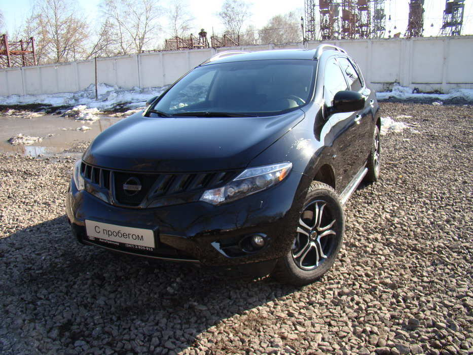 used 2010 nissan murano photos 3500cc gasoline. Black Bedroom Furniture Sets. Home Design Ideas